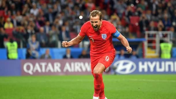 Колумбія – Англія відео голів матчу ЧС-2018