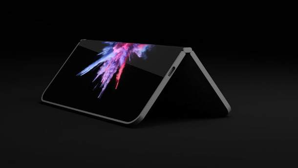 Так может выглядеть новое устройство Microsoft
