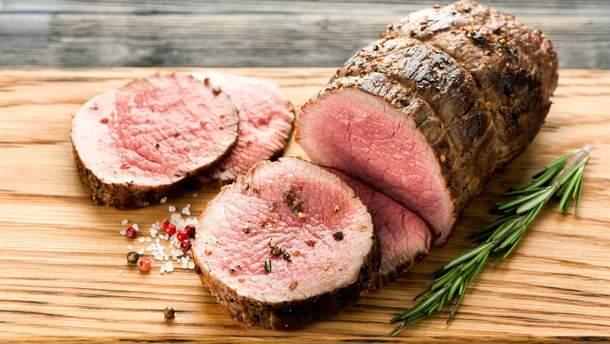 Як правильно обирати та готувати м'ясо