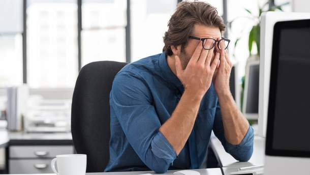 4 причини, чому болять очі