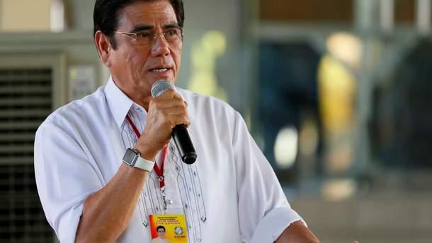 На Филиппинах убили мэра города Танаван Антонио Халили