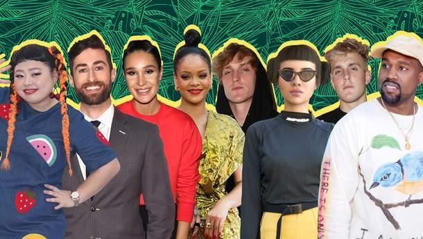 Time назвал самых влиятельных людей в интернете 2018