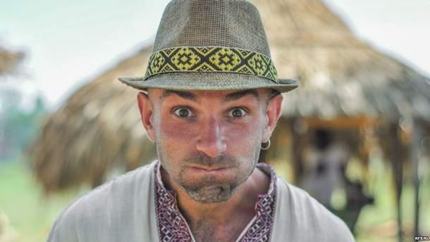 Украинский режиссер, продюсер и путешественник Леонид Кантер