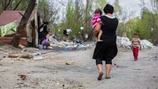 В Закарпатской ОГА отреагировали на убийство цыганки в Береговом