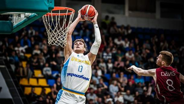 Сборная Украины по баскетболу получила соперников в отборе на Чемпионат мира
