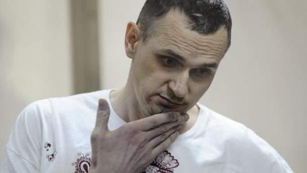 Чешские сенаторы обратились к Путину с требованием освободить Сенцова