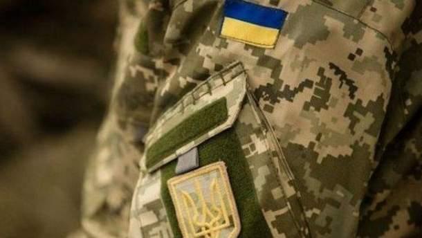 На Житомирщині затримали військового, який крав деталі бойових машин