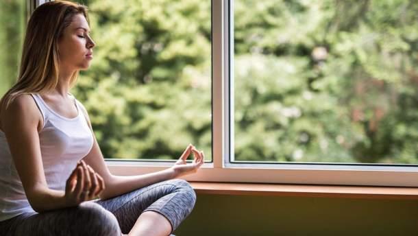 Дихальні вправи допоможуть покращити стан легень курця