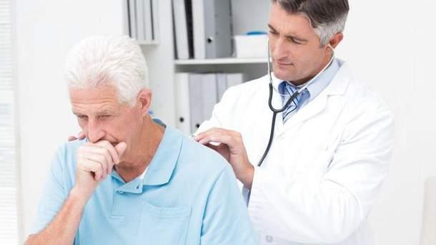 Основні симптоми анеризми серця