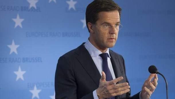 Премьер Нидерландов перебил Трампа на совместной пресс-конференции