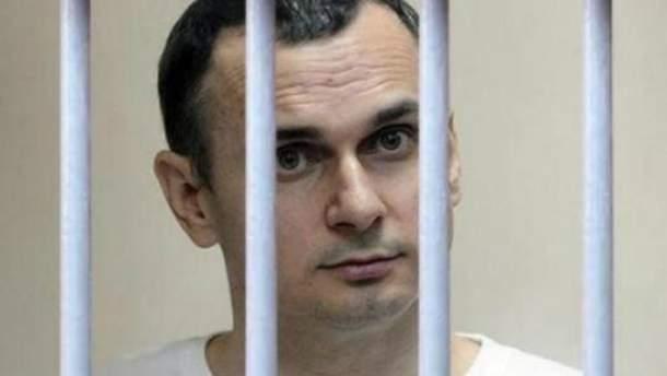 Олег Сенцов стал первым лауреатом премии Ukrainian ID Award