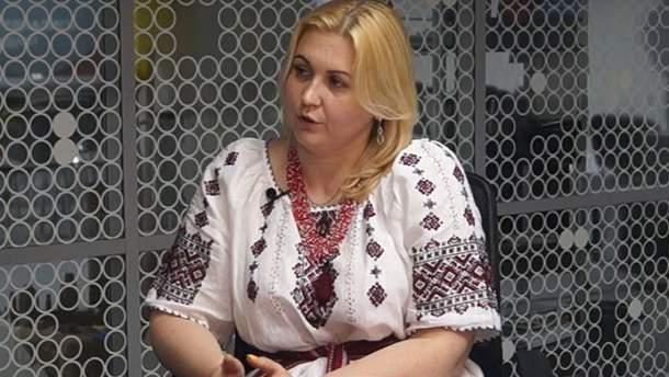 Ольга Залога