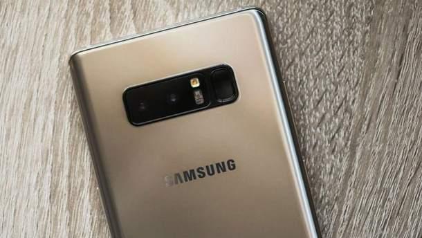 Скандал із смартфонами Samsung