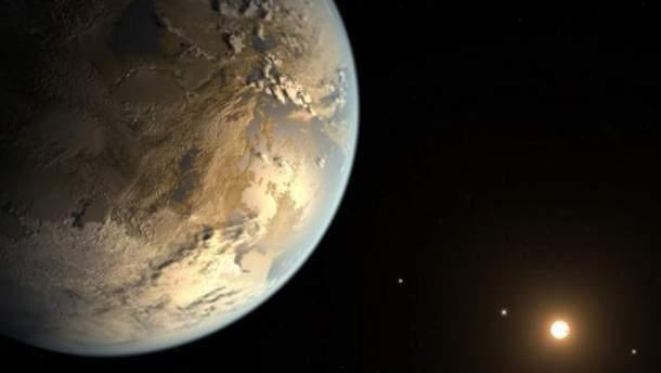 Ще на двох планетах може бути земний клімат