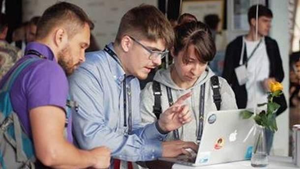 Українські  ІТ-фахівці дуже кваліфіковані