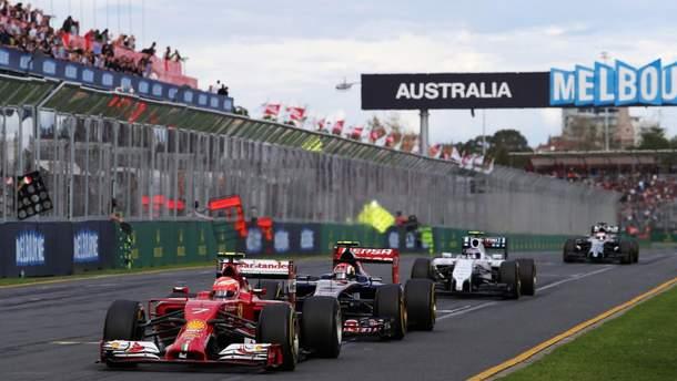 Гран-прі Австралії можуть перенести у часі