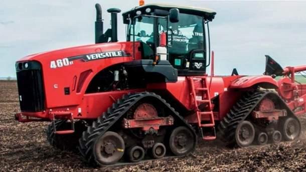Компанія AGRO планує збільшити частку на ринку України