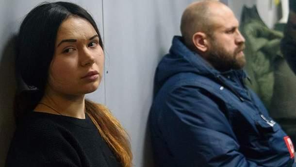 ДТП у Харкові: Зайцева їхала зі швидкістю 102 кілометри на годину