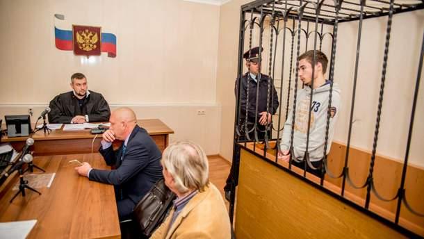 Политзаключенного Гриба оставили под стражей до 20 декабря, его состояние ухудшилось