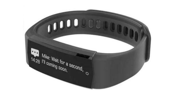 Фитнес-браслет HX06 Active
