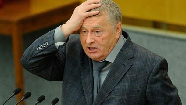 Жиріновський нахабно висловився про українські міста
