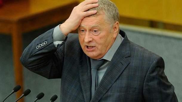 Жириновский нагло высказался об украинских городах