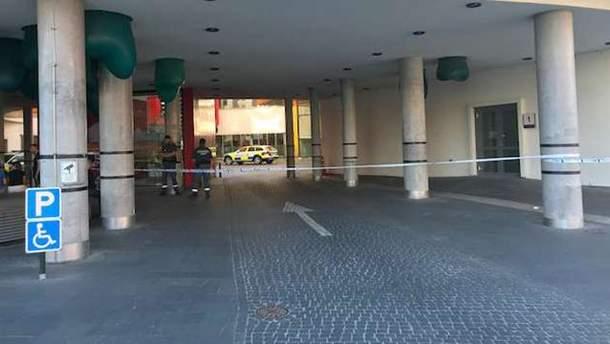 В Швеции в результате стрельбы погиб человек