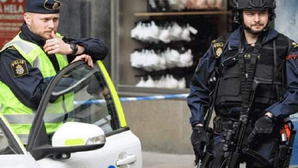 В Швеции снова стрельба: трое пострадавших