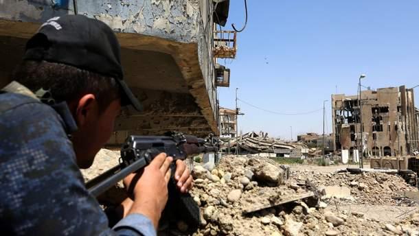 """В Сирии убили сына главы """"Исламского государства"""""""