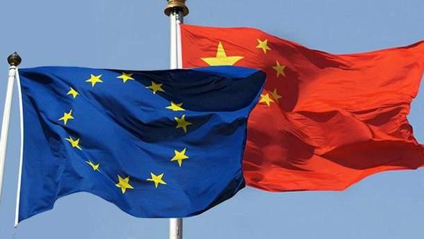 Объединение КНР и ЕС