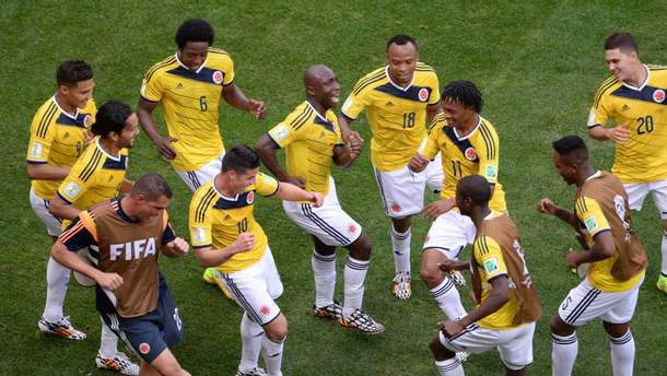 Збірна Колумбії з футболу