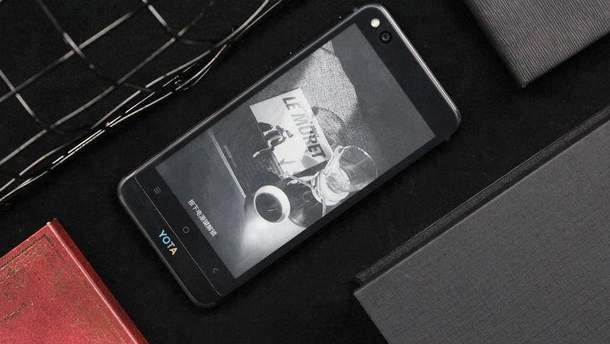 Смартфон YotaPhone 3 з тріском провалився у продажі