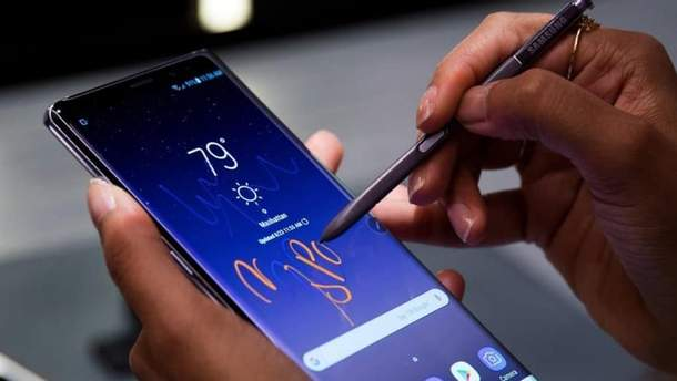 Samsung Galaxy Note9 снова протестировали на производительность