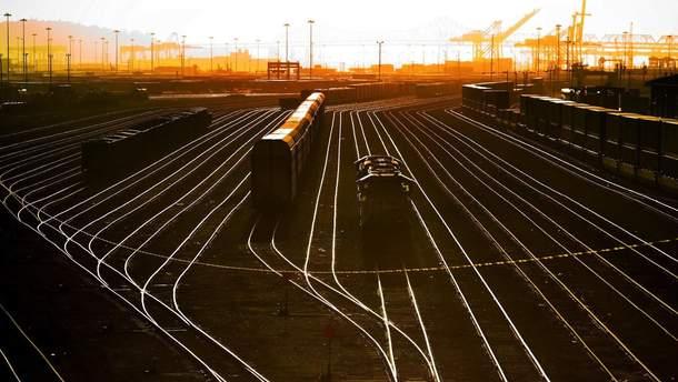 Между Киевом и Одессой частично восстановили движение поездов