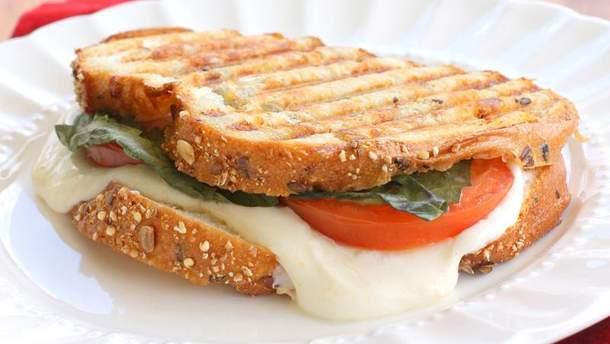 Как приготовить сэндвич