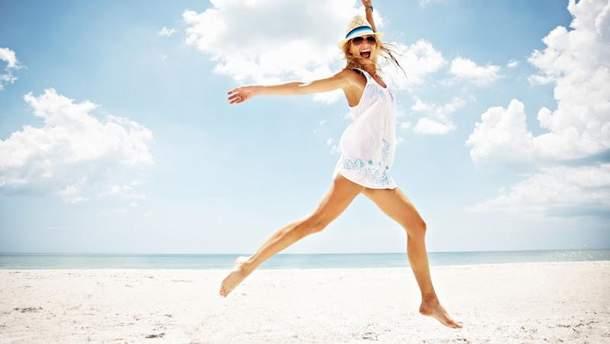 8 правил здорового способу життя жінки