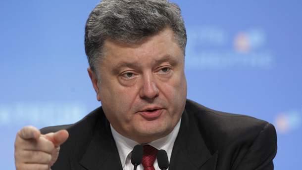 Порошенко подписал и внес в Раду законопроект о налоге на выведенный капитал
