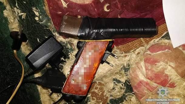 Самодельное оружие убийцы