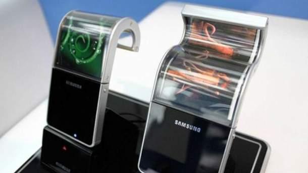 Гибкий Galaxy X может появиться в 2019 году