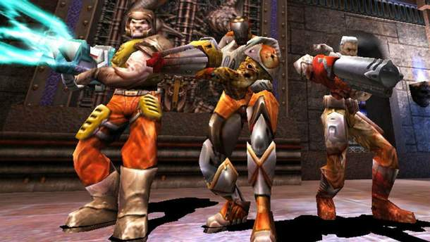 Гра  Quake III