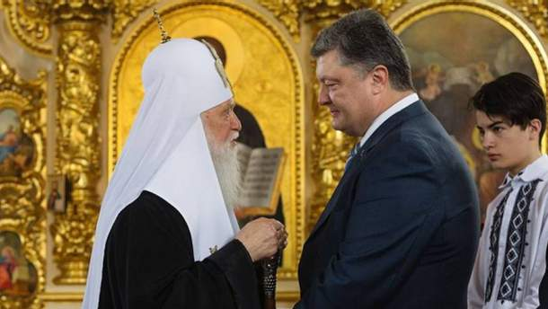 Каждая страна имеет право на независимую церковь, – Порошенко