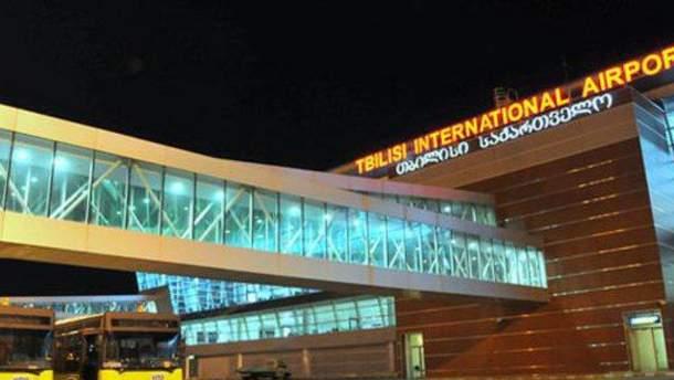 Аеропорт Тбілісі