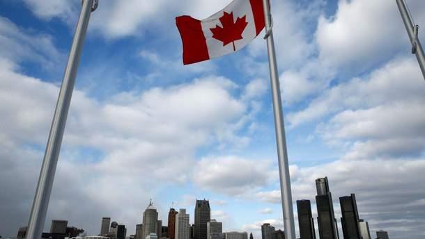 Жара в Канаде