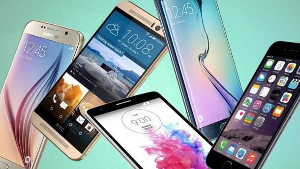 ТОП-10 найпотужніших смартфонів червня 2018