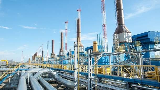 """У """"Газпромі"""" спростували відновлення арешту своїх акцій"""