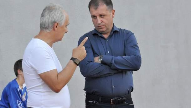 Сергей Рафаилов и Юрий Вернидуб