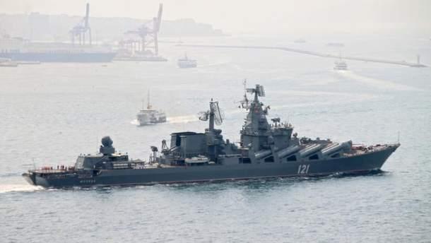 Путин хочет обменять восстановление водоснабжение в Крыму на свободу судоходства в Азовском море