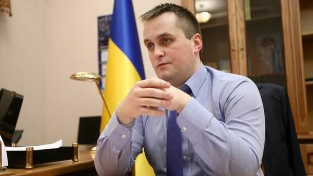 Холодницький подав позов до суду, щоб заборонити використовувати плівки з його кабінету як доказ