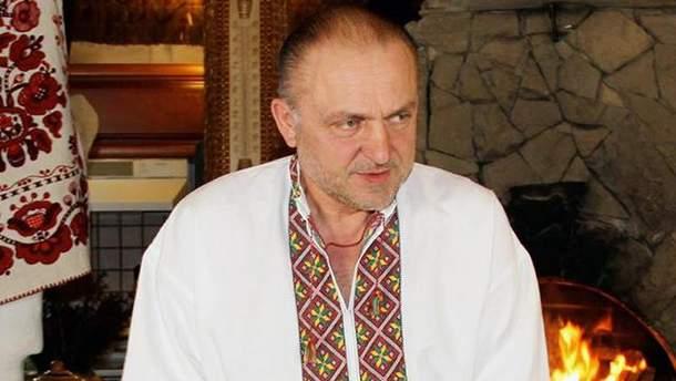 Ржавский просит Порошенко о помощи в расследовании убийства своего сына Дмитрия