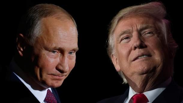 Четыре сценария встречи Трампа и Путина